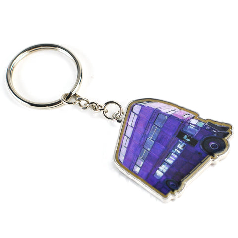 Keyring  - Harry Potter Knight Bus