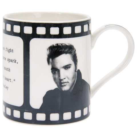 Elvis Oxford Mug