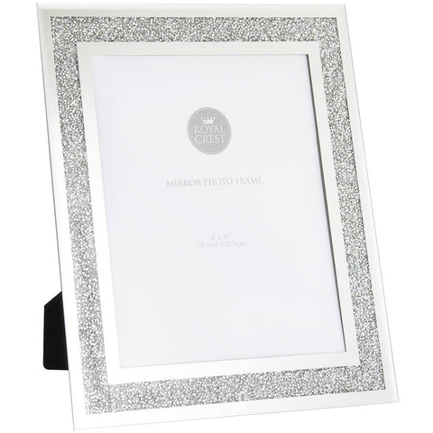 8x10 Multicrystal Photo Frame