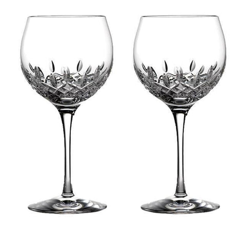 Lismore Essence Balloon Wine Glass Pair