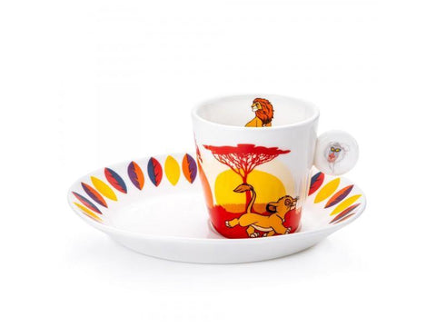 The Lion King Espresso Cup and Saucer