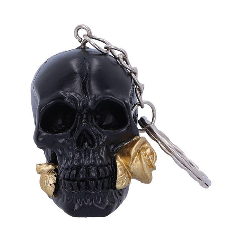 Black Rose from the Dead Keyrings