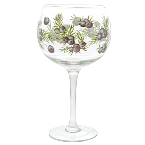 Juniper Gin Copa Glass