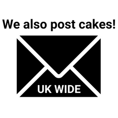 Cakes By Post. Free UK Delivery