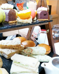 Park Regis Afternoon Tea Review