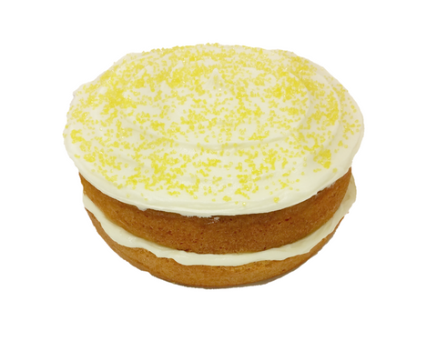 Lemon Buttercream Sponge