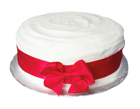 Royal Iced Christmas Fruit Cake From Your Local Togri Bakery w