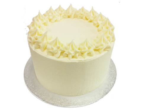 Vanilla Buttercream Layer Cake