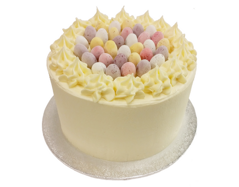 Easter Egg Buttercream Layer Cake Birmingham Free Delivery Togri Bakery