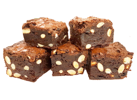 Fruit And Nut Brownies By Post