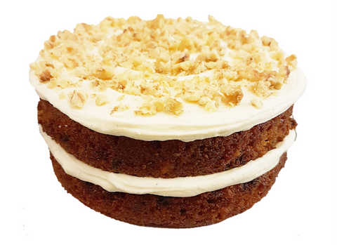 Carrot & Coconut Cake
