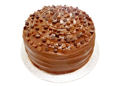 Celebration Chocolate Fudge Cake