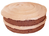 Chocolate Buttercream Sponge