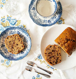 Togri Bakery Bara Brith Welsh Tea Loaf Tea Cups Fruit Cake