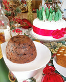 Christmas Plum Pudding By Post