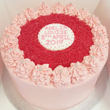 Personalised Sugar Plaque