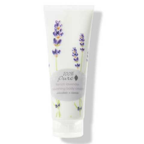 Sample - French Lavender Nourishing Body Cream