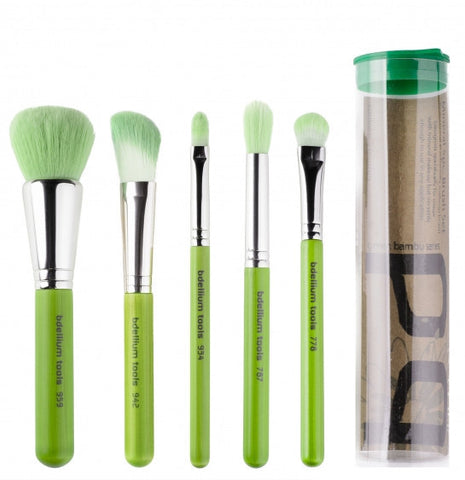 Mineral 5pc. Brush Set