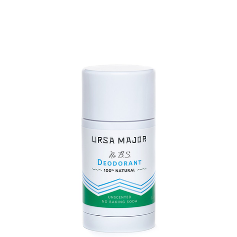 Ursa Major no bs deodorant