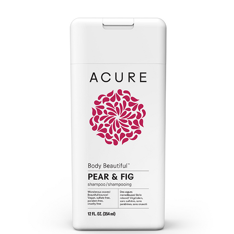 acure body beautiful shampoo