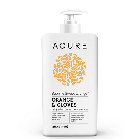 Body Lotion: Sublime Sweet Orange™