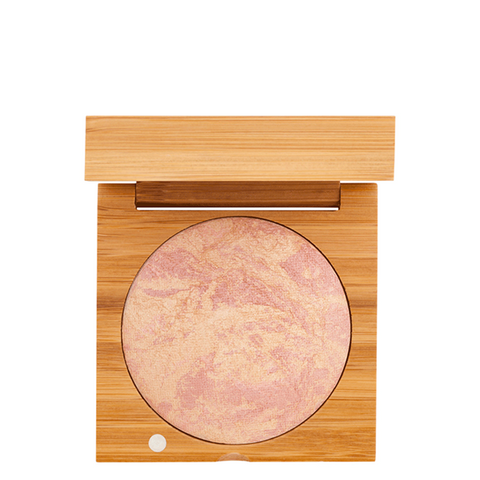 Sample - Certified Organic Baked Highlighter - Endless Summer
