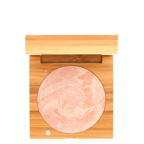 Sample - Certified Organic Baked Blush - Peach