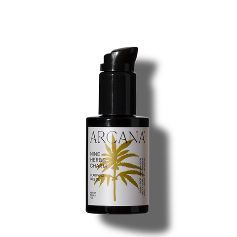 arcana nine herbs serum
