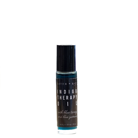 Indigo Therapy Oil - Blue Tansy + Blue Yarrow
