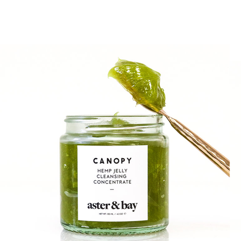 Sample - Canopy Hemp Jelly Cleansing Concentrate