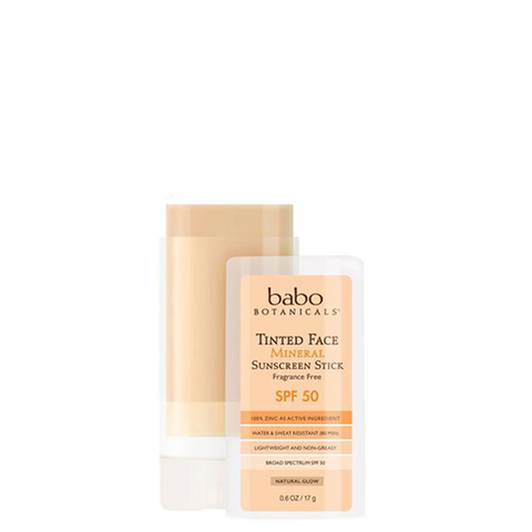 Tinted Face Mineral Sunscreen Stick SPF 50