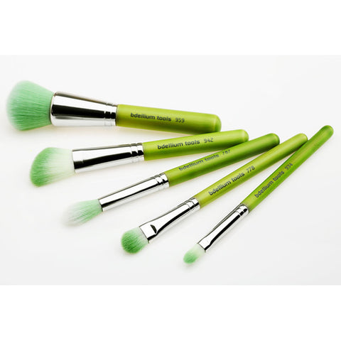 Mineral 5 pc. Brush Set