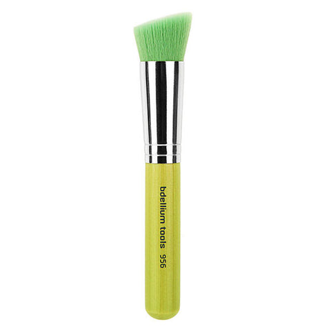 Slanted Precision Kabuki Brush - 956