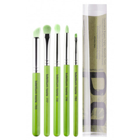 Smoky Eye 5pc. Brush Set