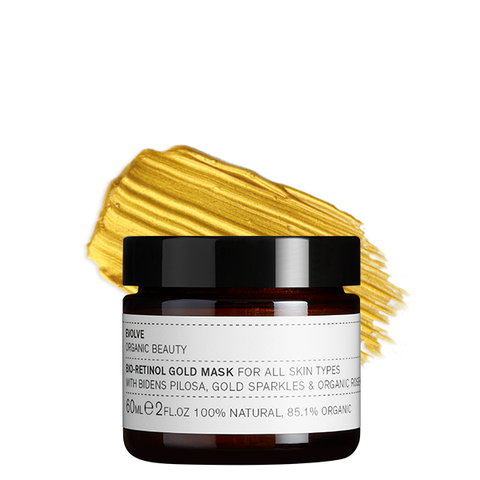 Bio-Retinol Gold Face Mask