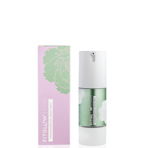 fitglow beauty redness rescue cream sample