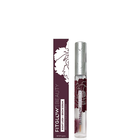 fitglow lash and brow serum