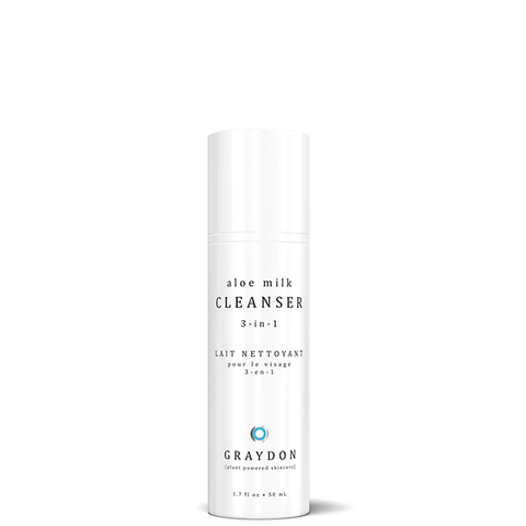 graydon aloe milk cleanser