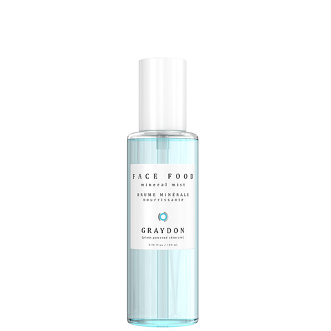Sample - Face Food Mineral Mist