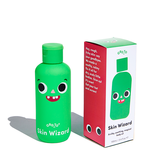 Skin Wizard - Nourishing Baby Oil