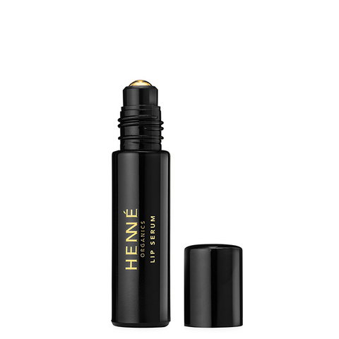 henne lip serum sample