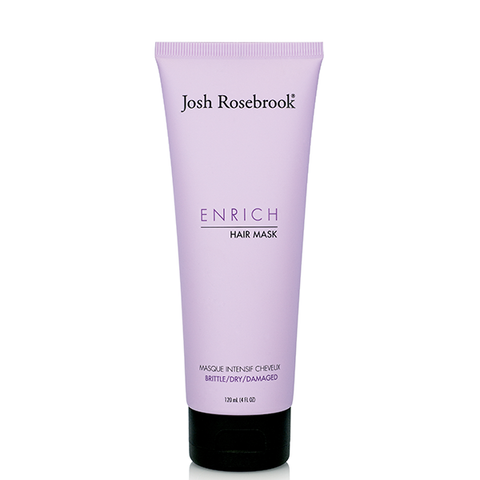 josh rosebrook enrich hair mask