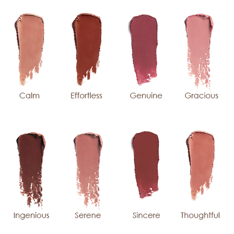 Nude, Naturally Lipstick Samples