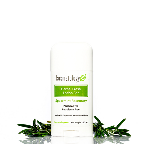 kosmatology herbal fresh lotion bar