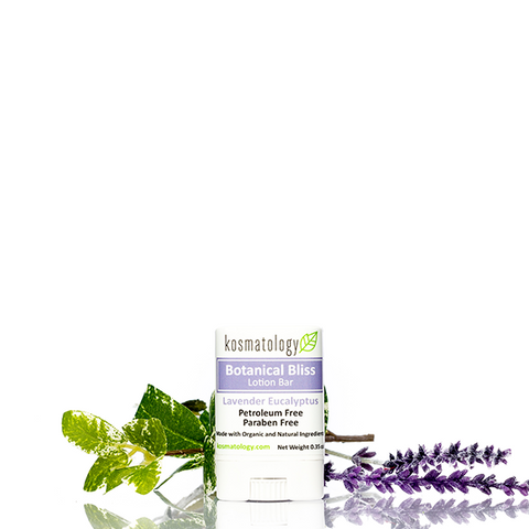 kosmatology lavender lotion bar mini