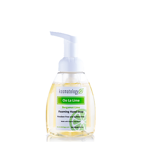 *Limited Edition* Summer Foaming Hand Soap - Oo La Lime