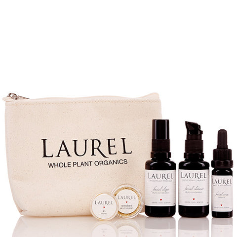Laurel Travel Set: Oily / Combination
