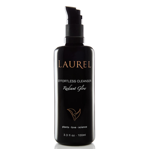 sample laurel effortless cleanser