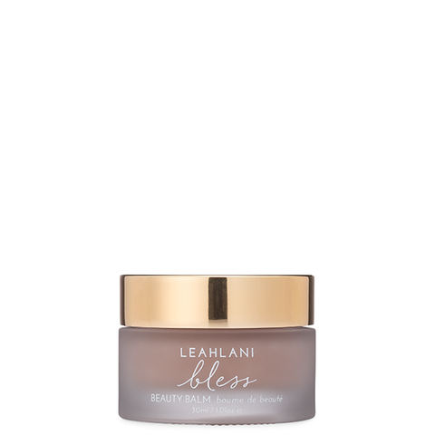 leahlani skincare bless balm sample