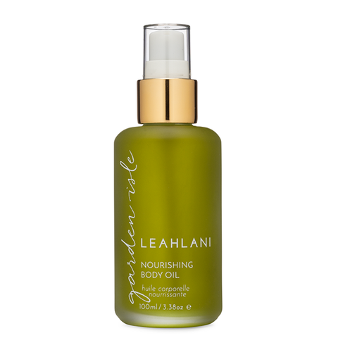 leahlani garden isle body oil